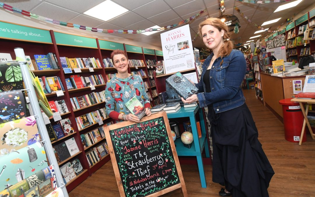 Kenilworth Books supporting local and internationally renowned authors with book launches