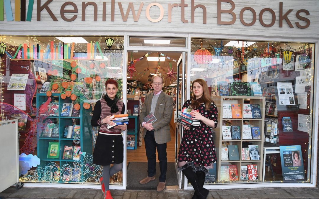 Kenilworth Books celebrates most successful year ever
