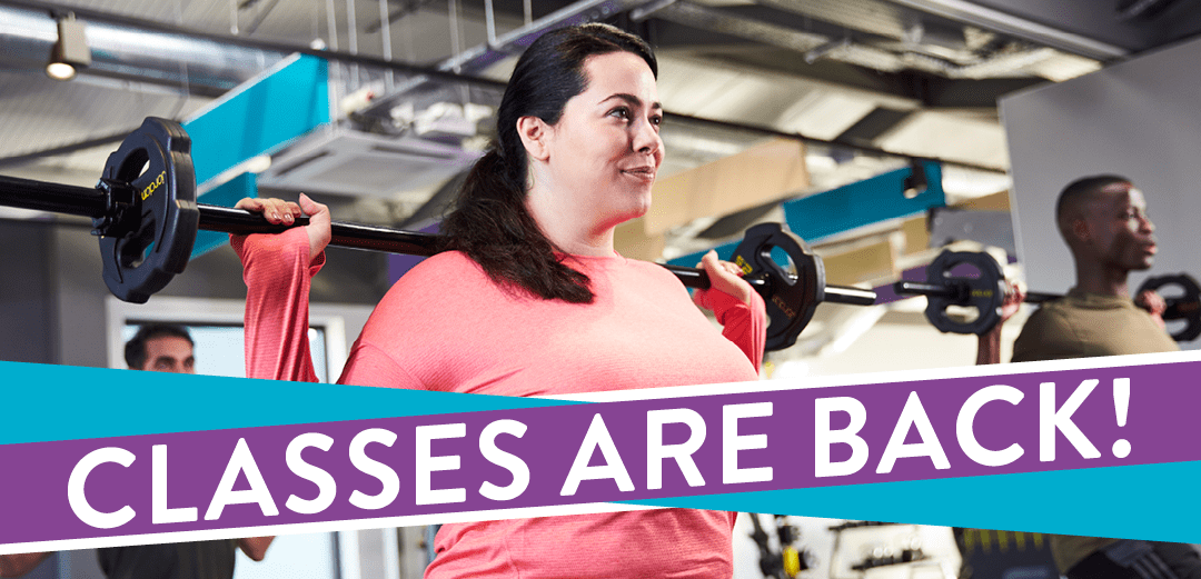 Anytime Fitness Kenilworth reveals class timetable as group exercise returns
